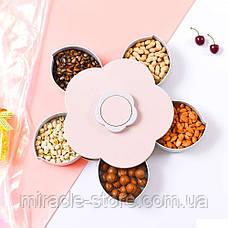 Органайзер для солодощів Candy Box 1 ярус менажниця, фото 2