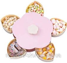 Органайзер для солодощів Candy Box 1 ярус менажниця, фото 3