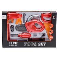 Набір інструментів в коробці