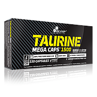 Таурин Olimp Sport Nutrition Taurine mega caps 120 caps