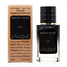 Lalique Encre Noire TESTER LUX, мужской, 60 мл