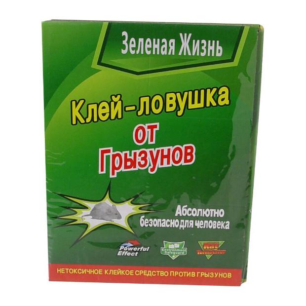 Мишоловка клейова від гризунів Green life TG-23 14,5х20,5 см