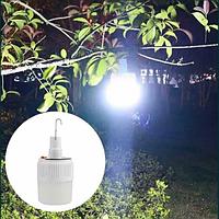 Аккумуляторная кемпинговая подвесная лампа светильник YT-01