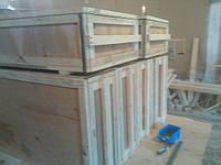 Фанерные ящики, тара деревянная, деревянная коробка