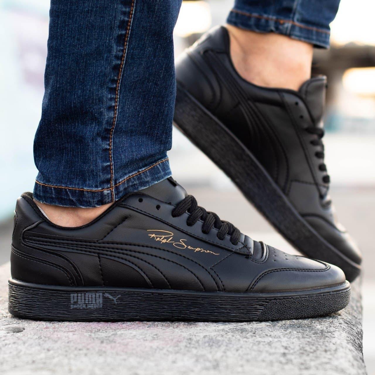 Чоловічі кросівки Puma Ralph Sampsone Black