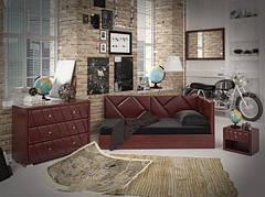 Ліжко-диван кутовий Бейліз ТМ Sentenzo
