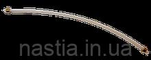 5532112000 Тефлонова трубка(скоба-скоба), d=2x4mm, L=115mm, DeLonghi