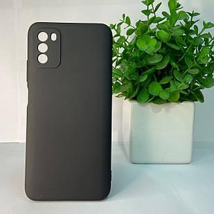 Чехол Xiaomi Poco M3 черный