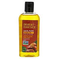 Desert Essence, 100 % масло жожоба для ухода за волосами, кожей и кожей головы, 118 мл