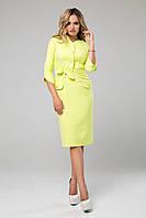 "Сукня ""Шантель"" (зелене яблуко), фото 1"