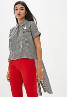 """Рубашка """"Фабьен"""" (полоска), фото 1"""