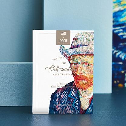 Карти гральні | Van Gogh (Self-Portrait)