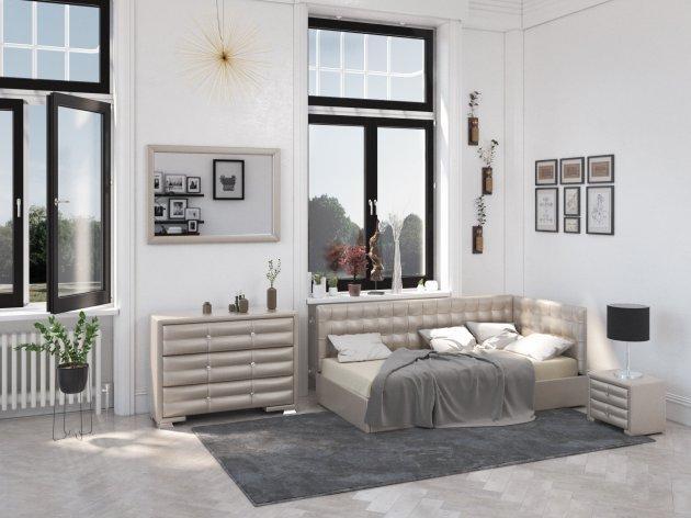 Ліжко-диван кутовий Санрайс ТМ Sentenzo
