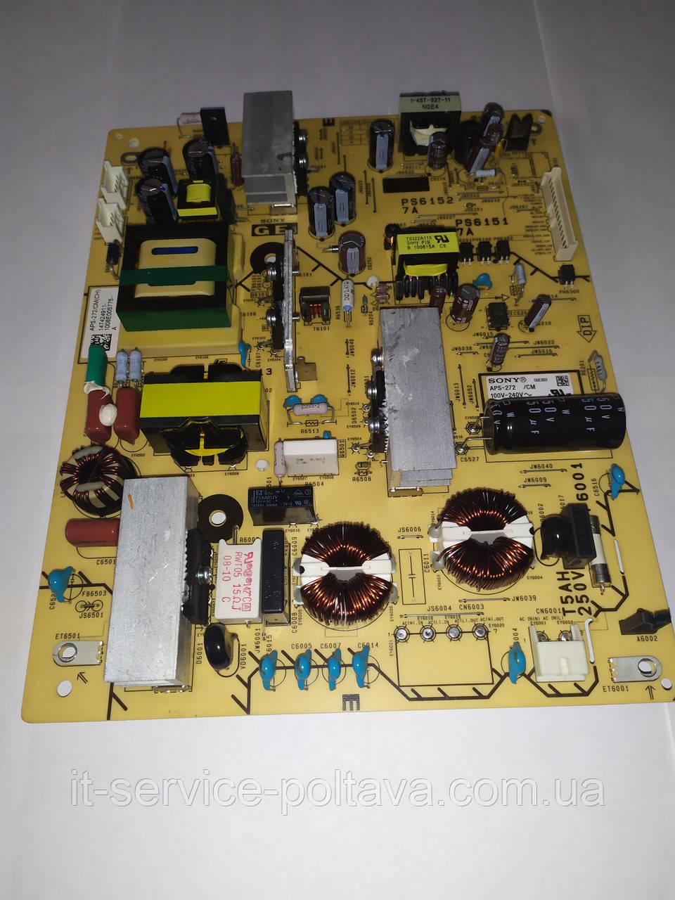 Блок живлення (Power BOARD) 1-881-774-13 (APS-264(CH)) для телевізора SONY