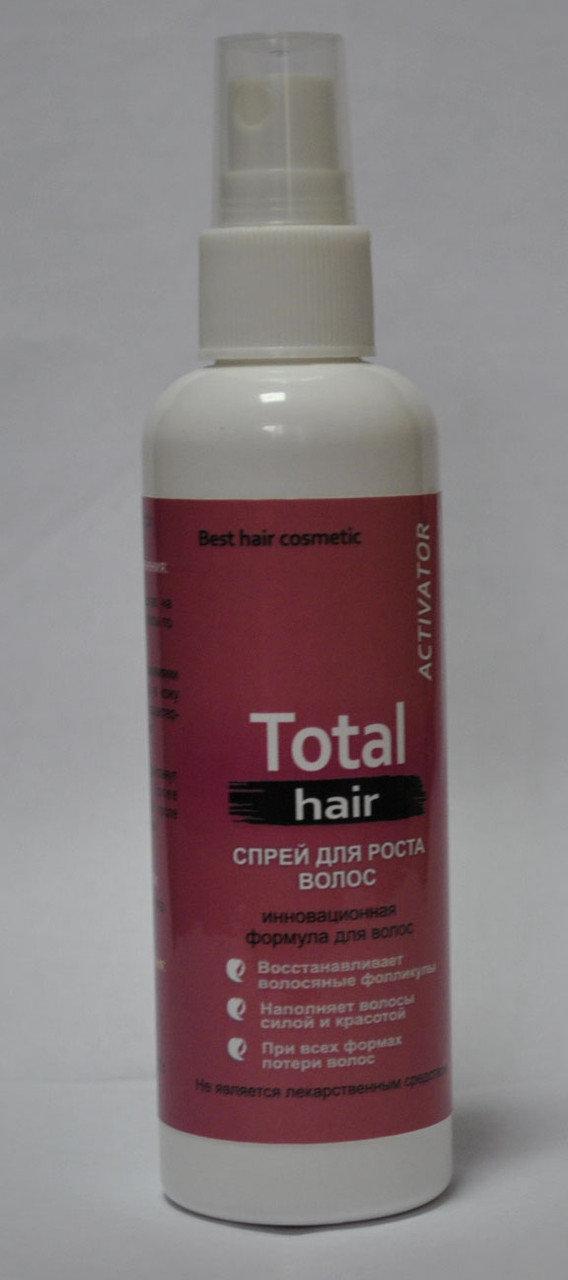 Total Hair activator спрей для росту волосся