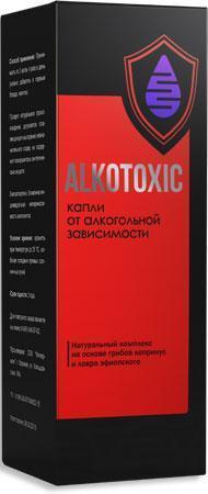 Alkotoxic — краплі від алкогольної залежності (АлкоТоксик)