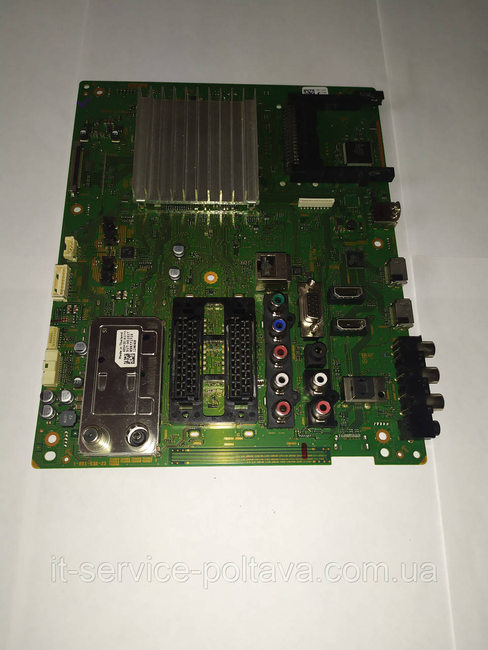 Материнська плата (Main Board) 1-881-636-23 для телевізора Sony
