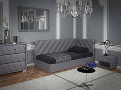 Ліжко-диван кутовий Шерідан ТМ Sentenzo
