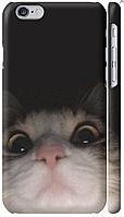 """Чехол пластиковый для iPhone 6S с принтом """"Smile"""""""