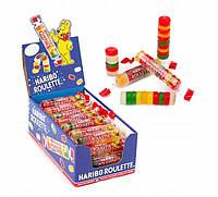 Желейні цукерки HARIBO Roulette (РУЛЕТ) 25 г