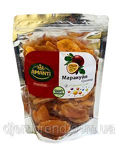 Маракуйя сушена без добавок і ГМО, ТМ Amanti, 500 гр.
