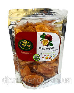 Маракуйя сушеная без добавок и ГМО, ТМ Amanti, 500 гр.
