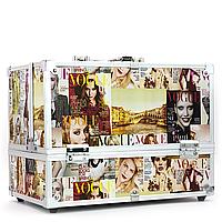 Валіза - органайзер для косметики MAC