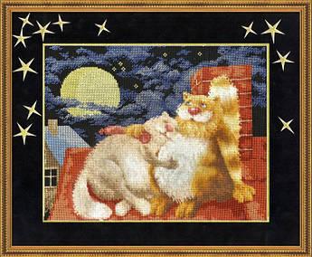 Набор для вышивания Золотое руно Мартовская песня (ВК-012)