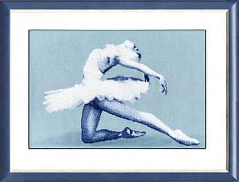 Набор для вышивания Золотое руно Балерина (ГТ-041)