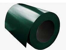 Рулонная сталь с полимерным покрытием глянец RAL3005,6005,8016