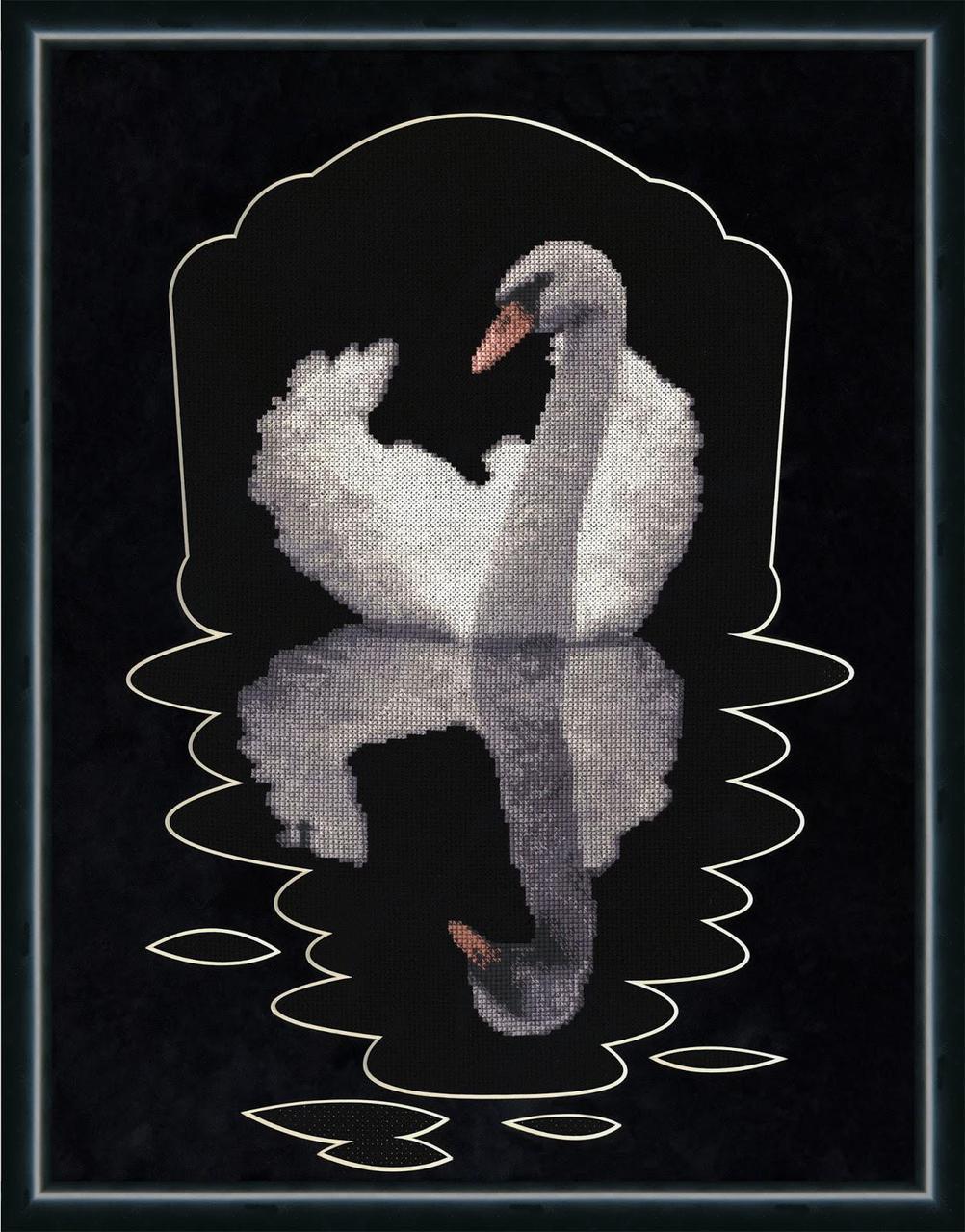 Набор для вышивания Золотое руно Зеркало души (С-008 )