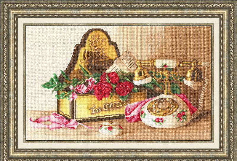 Набір для вишивання Золоте руно Ретро (СЖ-034)