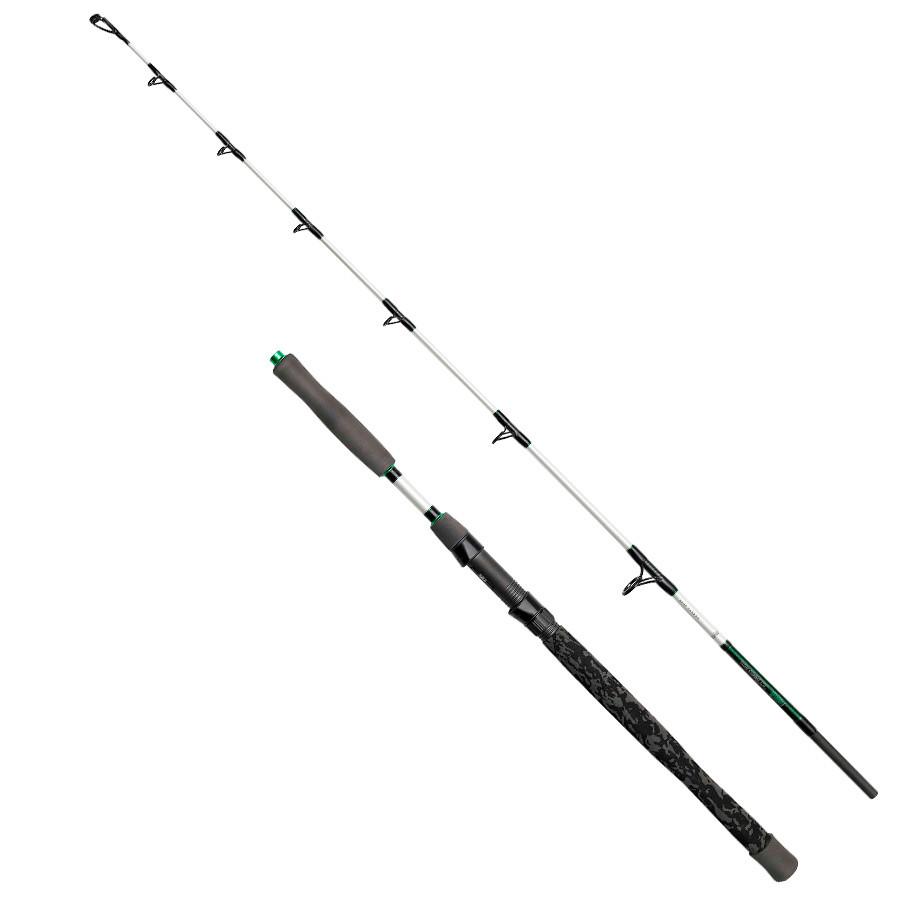 Сомовое вудилище DAM MADCAT White Close Combat 1.70 м 50-125гр