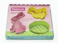 Набор формочек для печенья Fissman 3 пр. (8569)