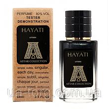 Attar Collection Hayati TESTER LUX, унисекс, 60 мл
