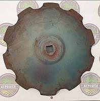 Диск бороны ДМТ гладкий 65Г сталь