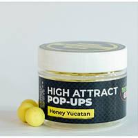 Бойли TechnoCarp Pop-Up Honey Yucatan, 25г 12