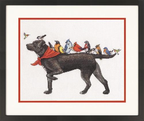 Набір для вишивання Dimensions Bird Dog (70-35385)