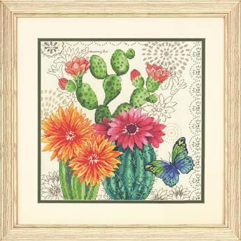 Набор для вышивания Dimensions Cactus Bloom (70-35388)
