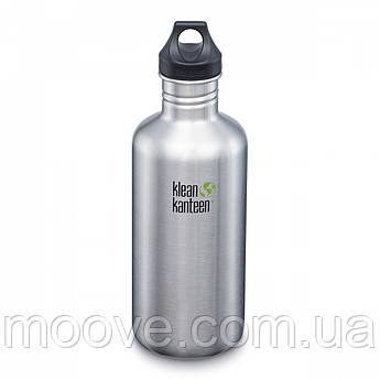 Klean Kanteen Classic Brushed Stainless 1.182 л