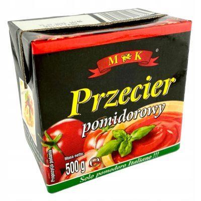 Томатна паста Przecier pomidorowy MK 500 г