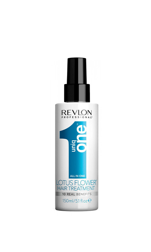 Revlon Professional Uniq One LOTUS Treatment Спрей-маска з ароматом квітки лотоса для волосся