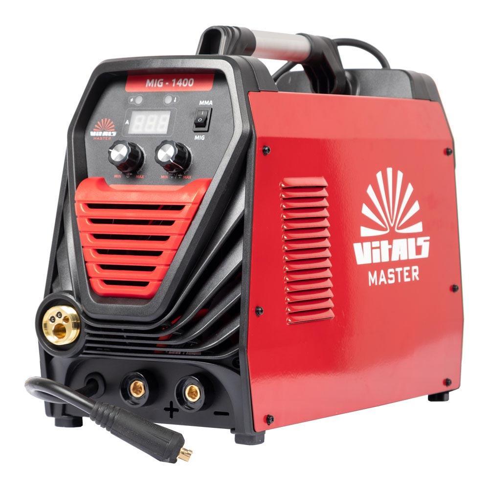 Зварювальний апарат Vitalс Master MIG 1400