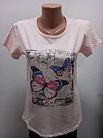 Жіноча футболка, XL рр.,  № 173962