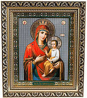 Икона Божией Матери «Скоропослушница» (багет)