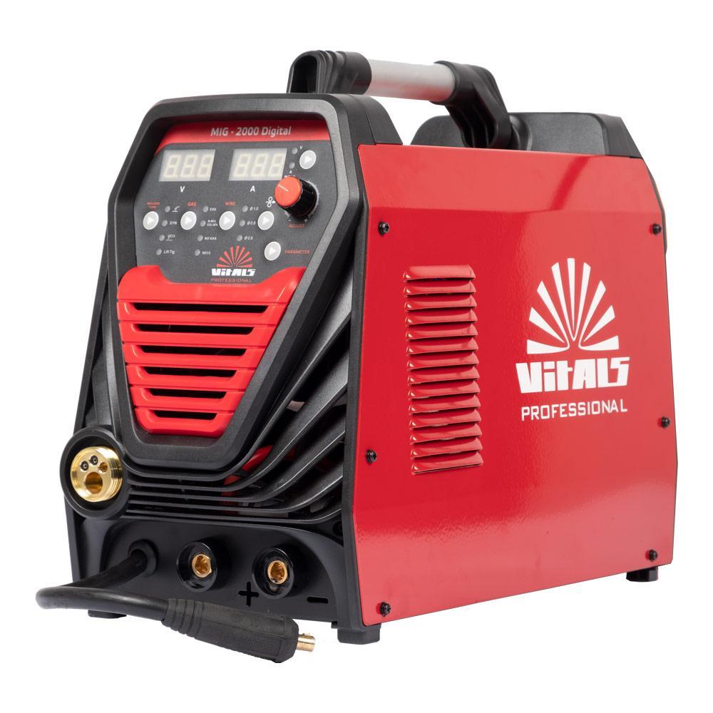 Сварочный аппарат Vitalс Professional MIG 2000