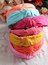Обідок Чалма основа пластик/текстиль