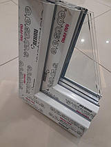 Двухстворчатые окна Rehau Geneo, фото 2