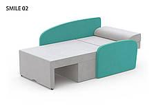 Дитячий розкладний диван Смайл ТМ Viorina Deko, фото 2