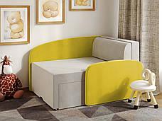 Дитячий розкладний диван Смайл ТМ Viorina Deko, фото 3